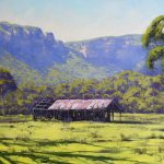 Megalong Valley shed