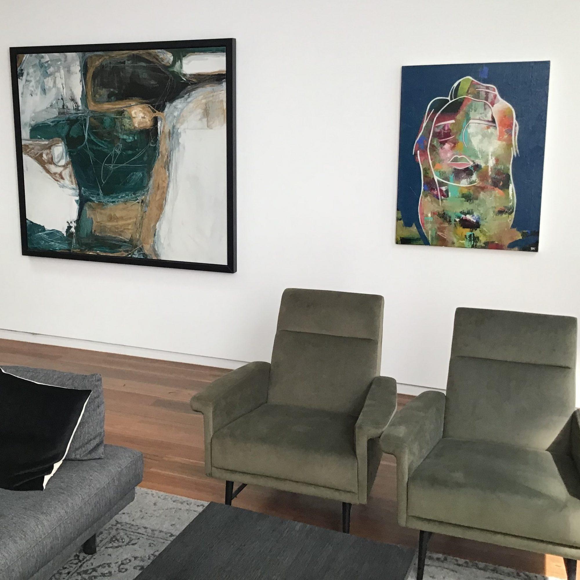 Damien Living Room