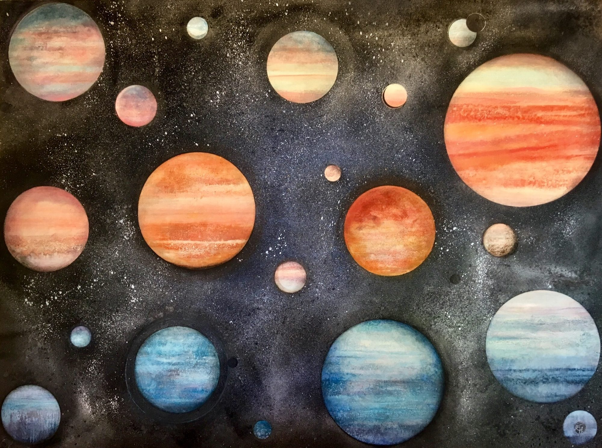 Eva Horvath Cosmos
