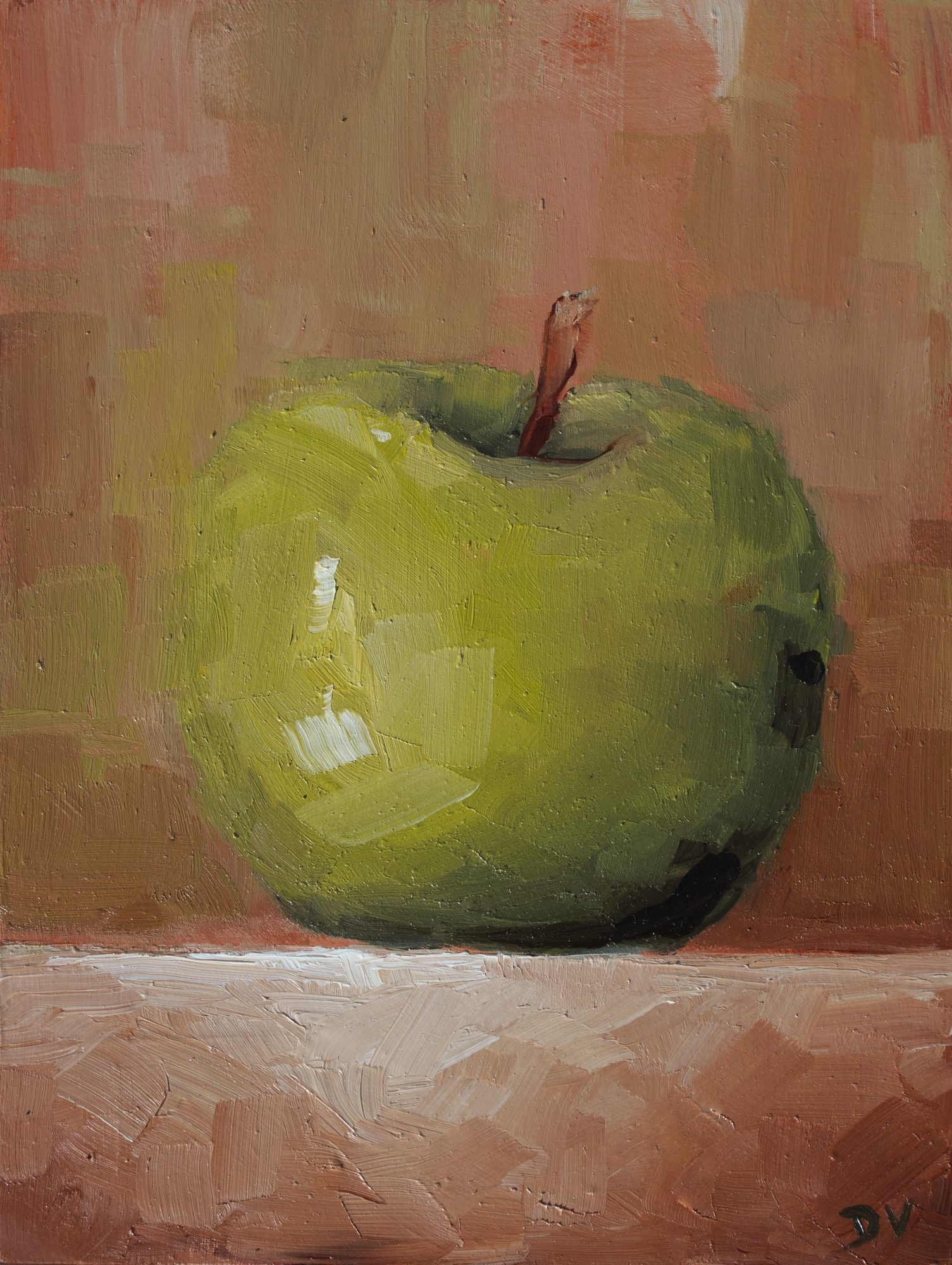 Granny Smith Apple 2a