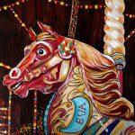 Nostalgia Series – Carousel Horse