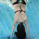 Underwater Handstand, Agua