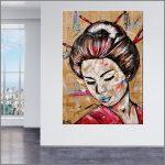 Rubine Geisha