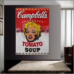 Marilyn's No 5 Campbells Soup