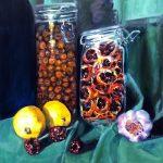 Olives, Zizyphus And Oranges