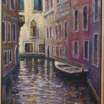Boat at Rest in Venice