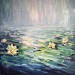 Water lilies No 13