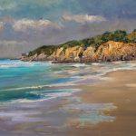 Tathra Beach NSW East Coast Seascape Australia
