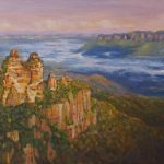 The Sisterhood, Blue Mountains, NSW, Australia