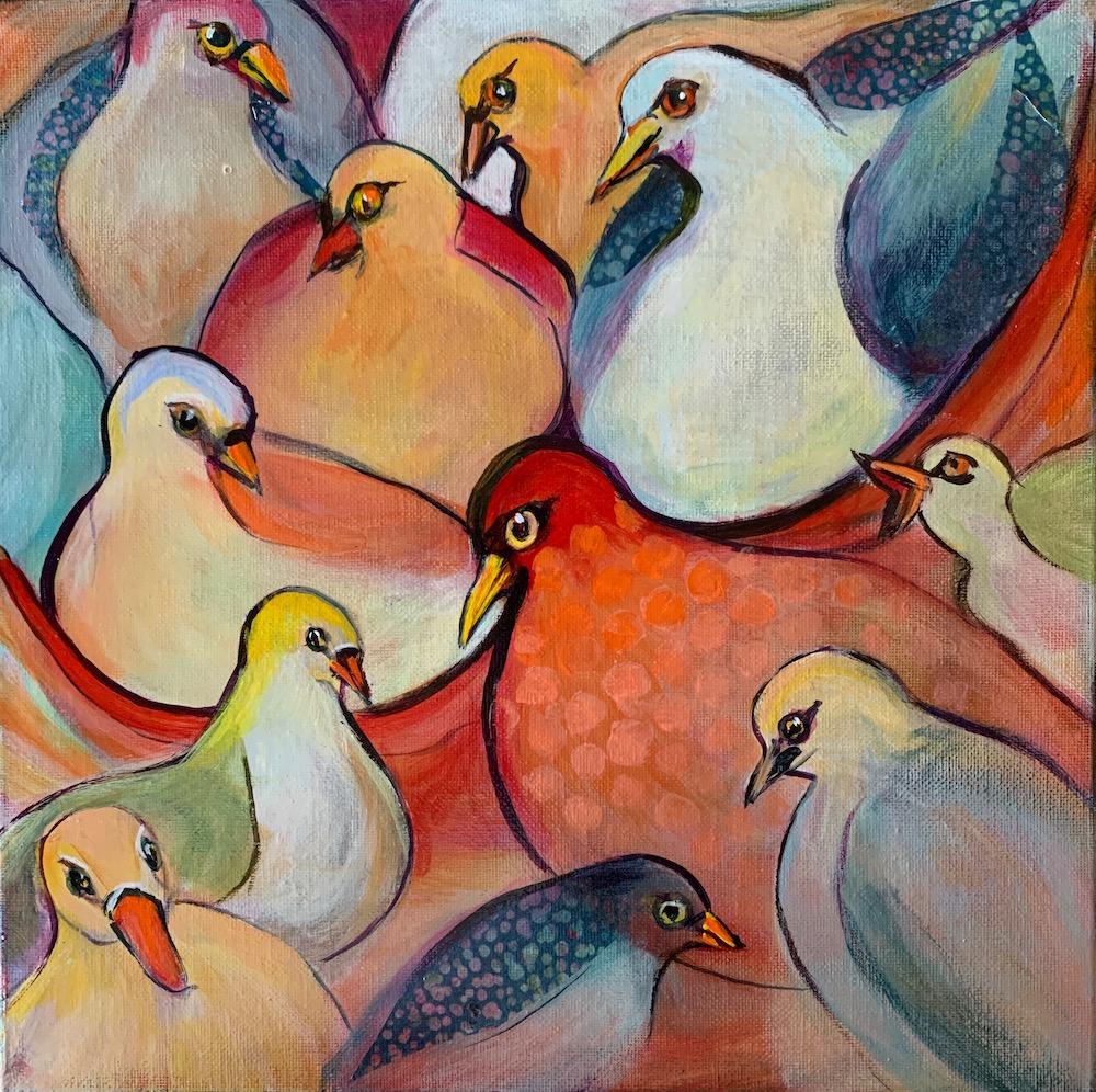 Birds Of A Feather Copy