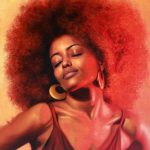 Bliss, Limited Edition Giclee print 50
