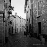The Streets Of Orvieto – Ltd Ed Canvas