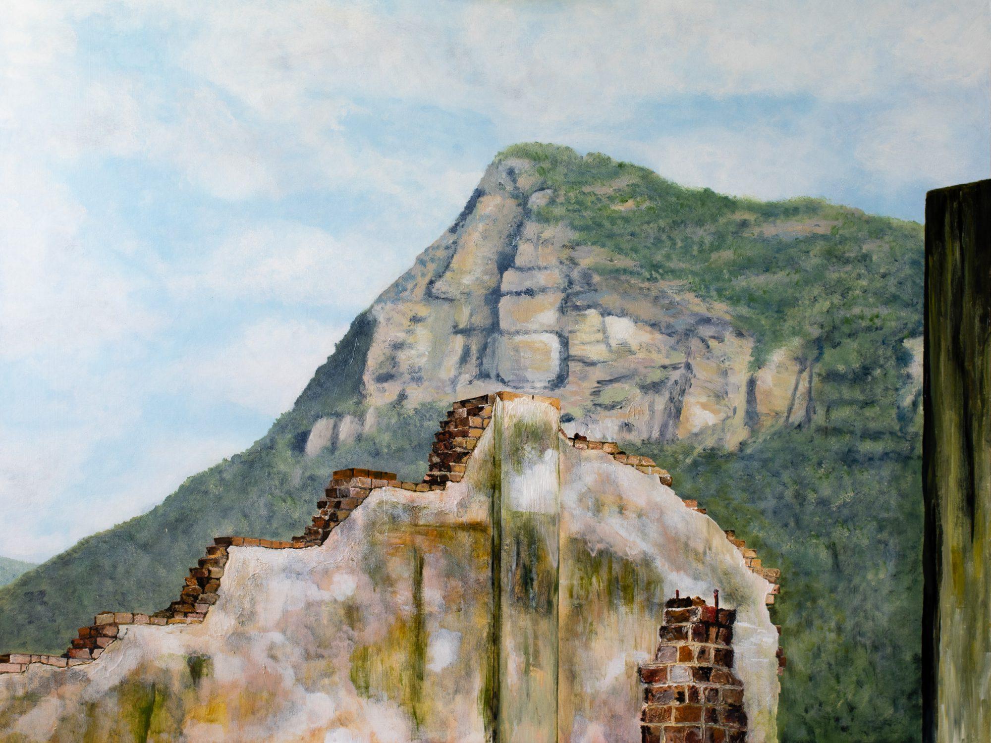 Chameleon Wall Glen Davis Rlb