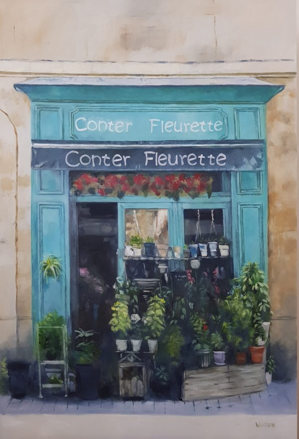 Conter Fleurette Bordeaux