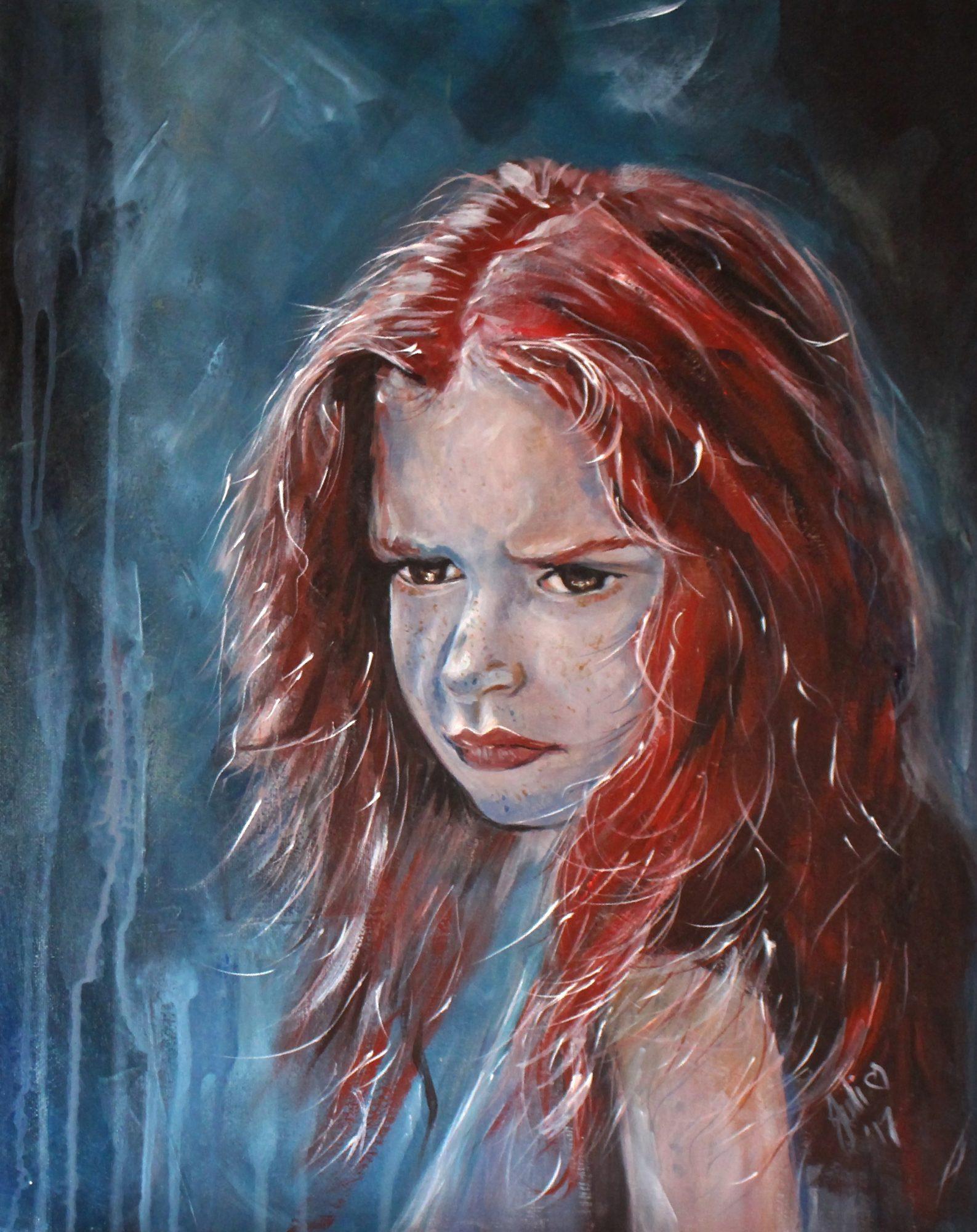 Hollis Julie Little Miss Worrywart Artlovers Australia