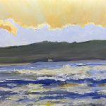 Dawn, Greenhills beach
