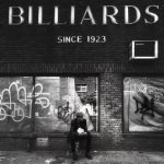 Billiards since 1923