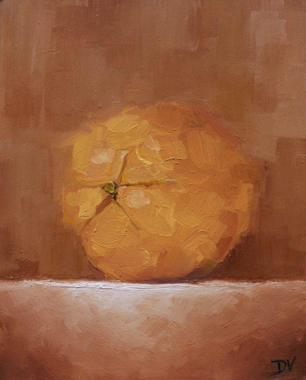 Juicy Valencia Orange 2a