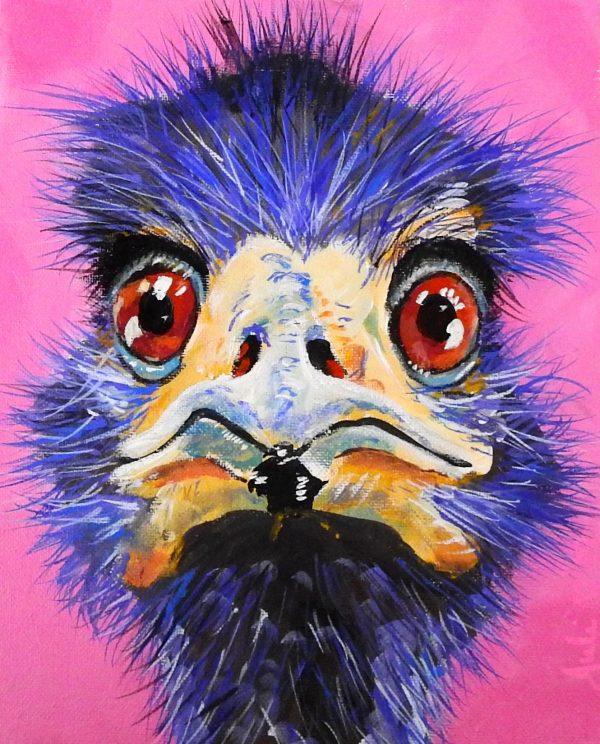 Kooky Emu