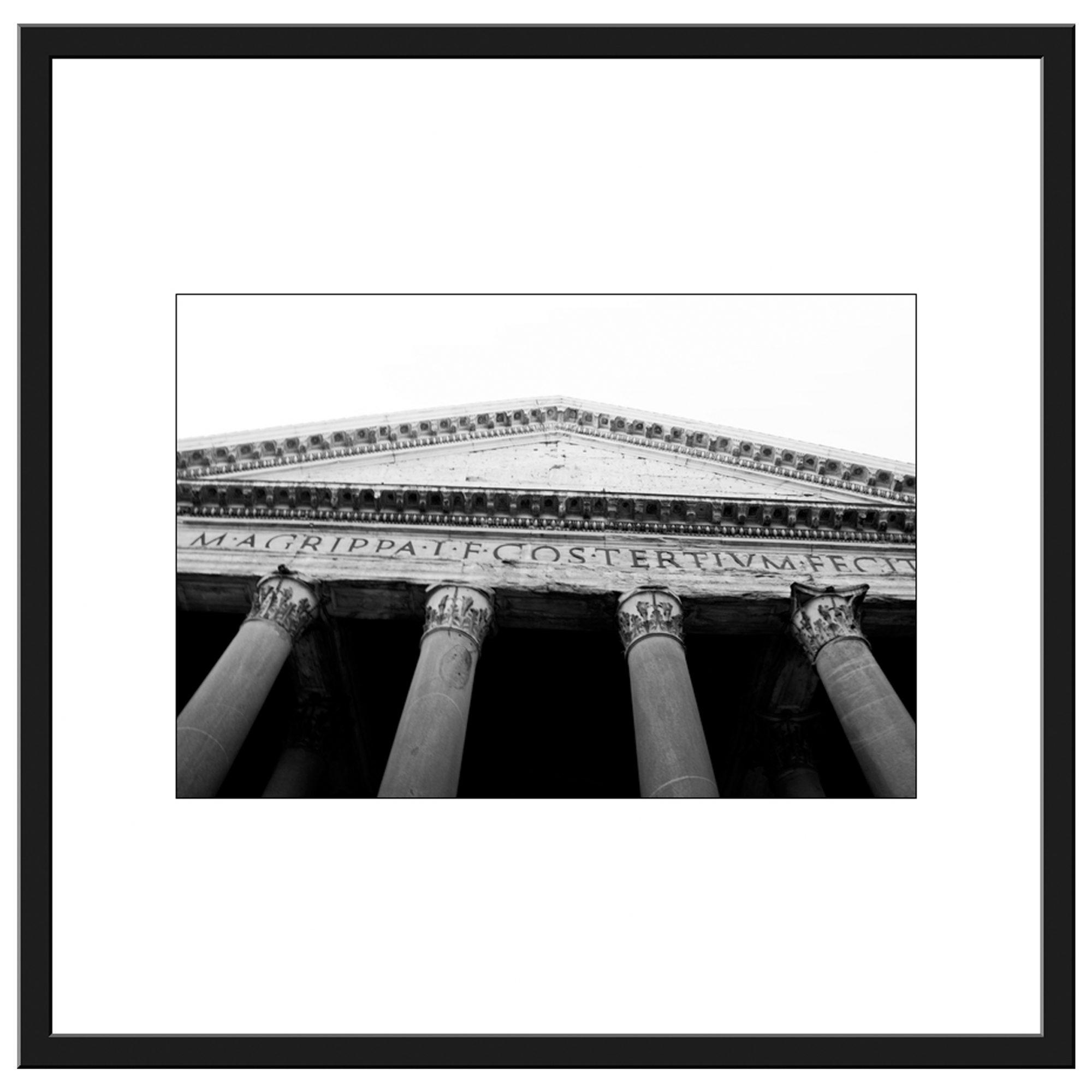 Pcb1513ob The Pantheon Framed Border