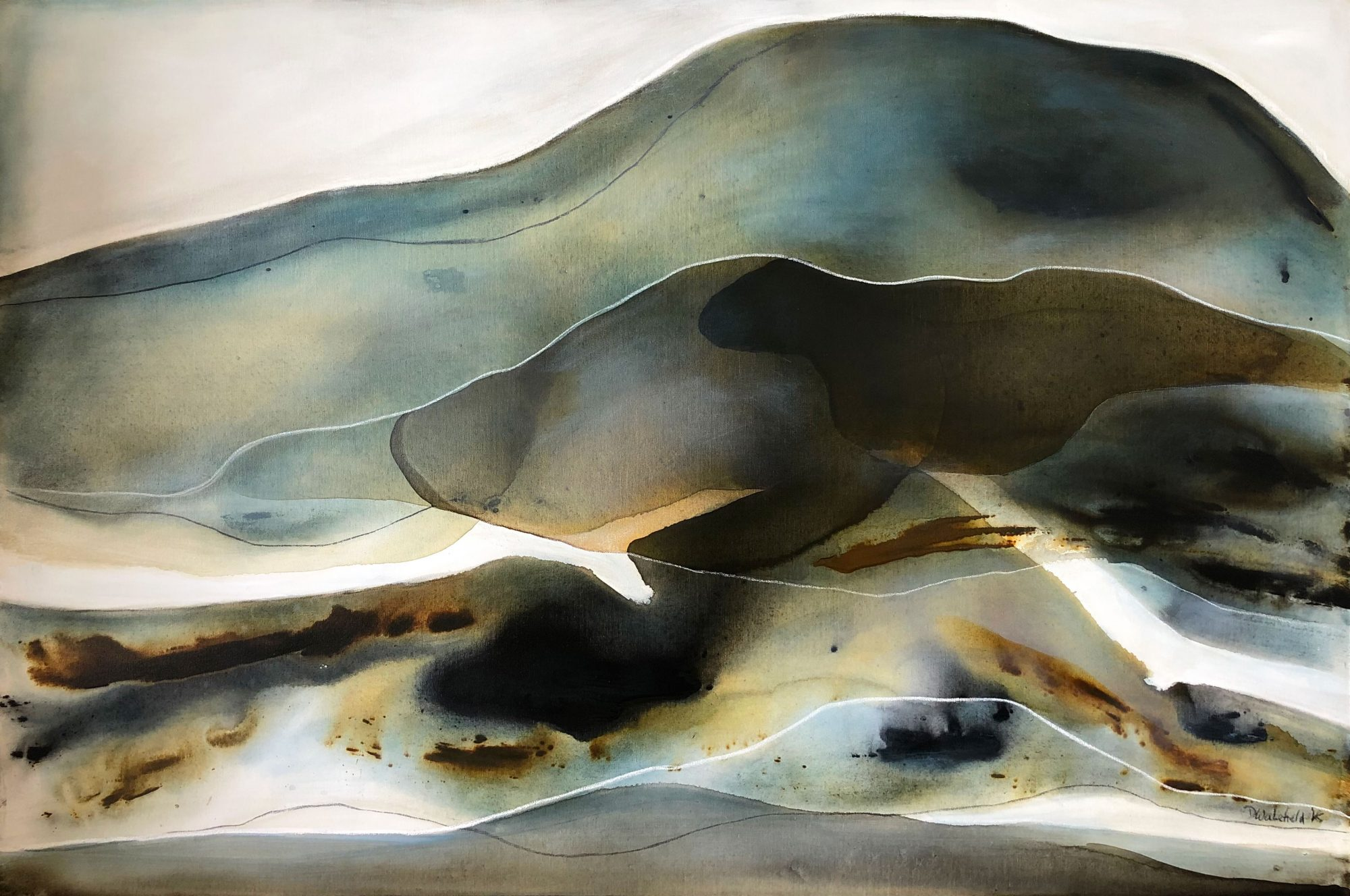 Sand Drift 2 (152×102)