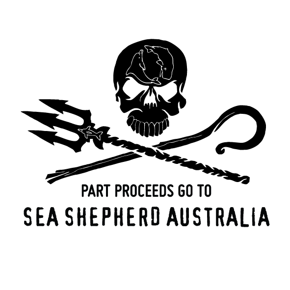Sea Shepherd Part Proceeds Logo