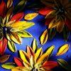 Sunflowers Mini Deep Shadow Crop