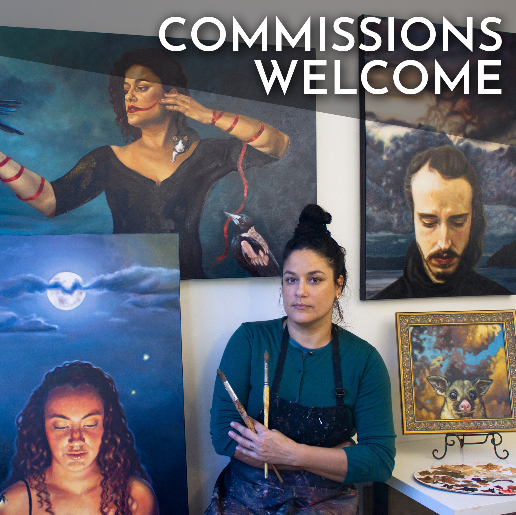 Commisions Welcome 1
