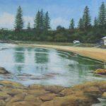 Main Beach Yamba – Seascape