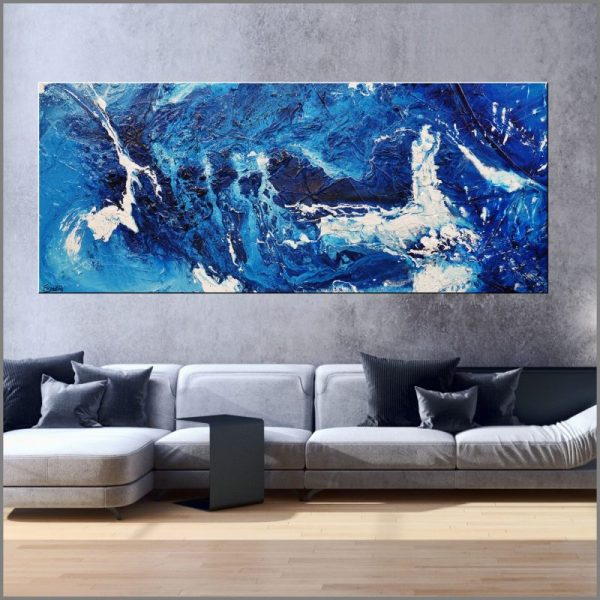 Franko Art Sapphire Seas Art Lovers Australia