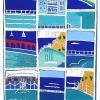 Pools Of Sydney Jennifer Baird Art Lovers Australia