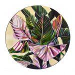Blush Palm Porthole