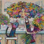 The Florist's Companion – Ltd Ed Print