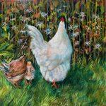 Free-range Fowl