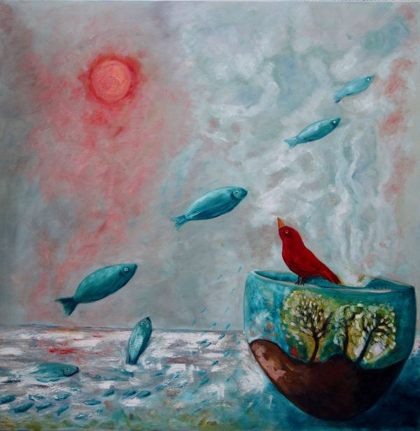I Told You There'd Be Fish Susannah Paterson Artloversaustralia