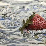 Yowie Bay Strawberry ( sold)