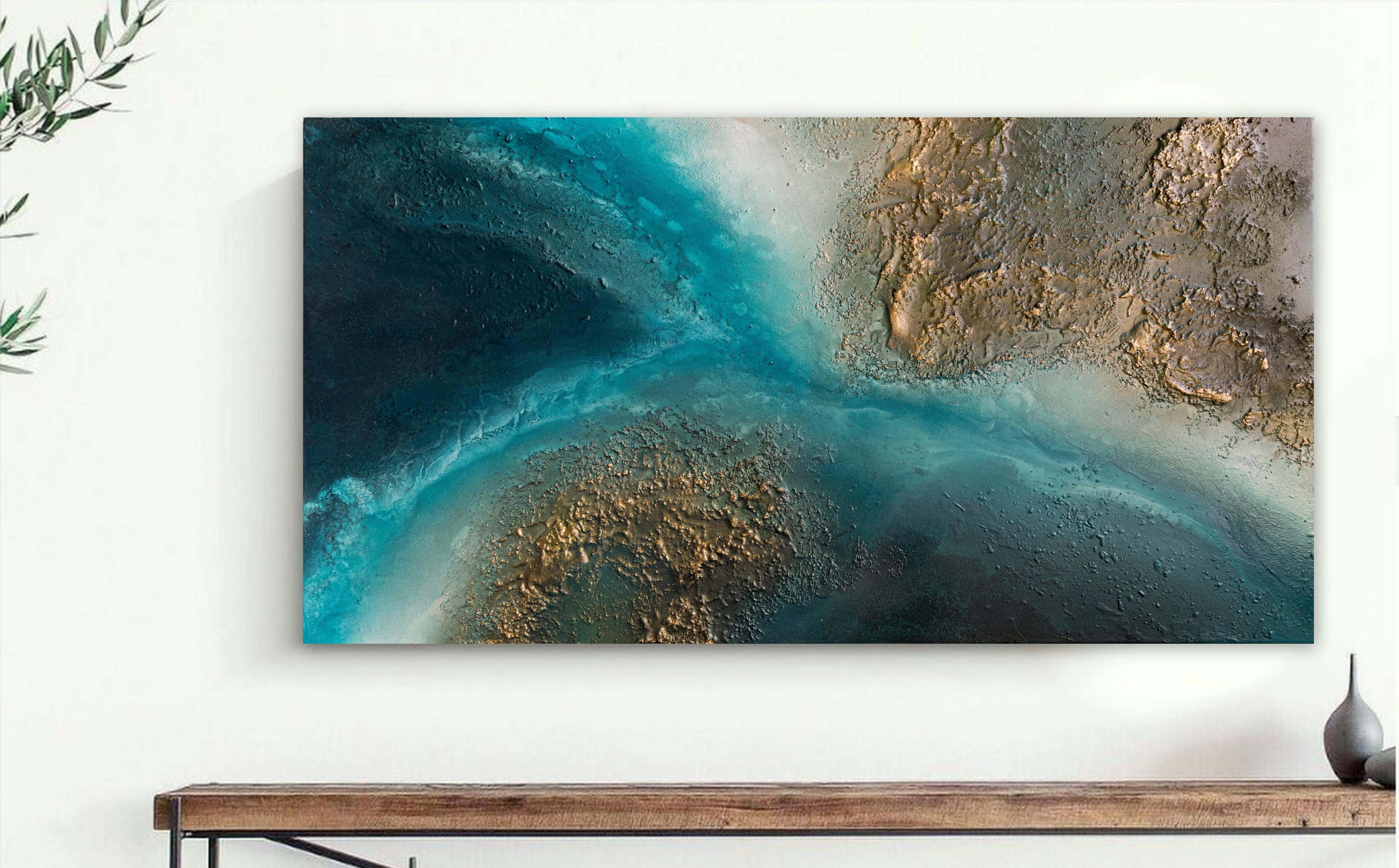 Ocean Painting Petra Meikle De Vlas4