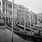 The Gondolas - 61x61cm Print Only