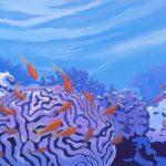 Rhythmic Reef – Underwater Ocean Scene