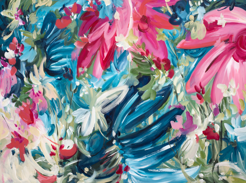 Summer Holiday Australian Artist Amber Gittins