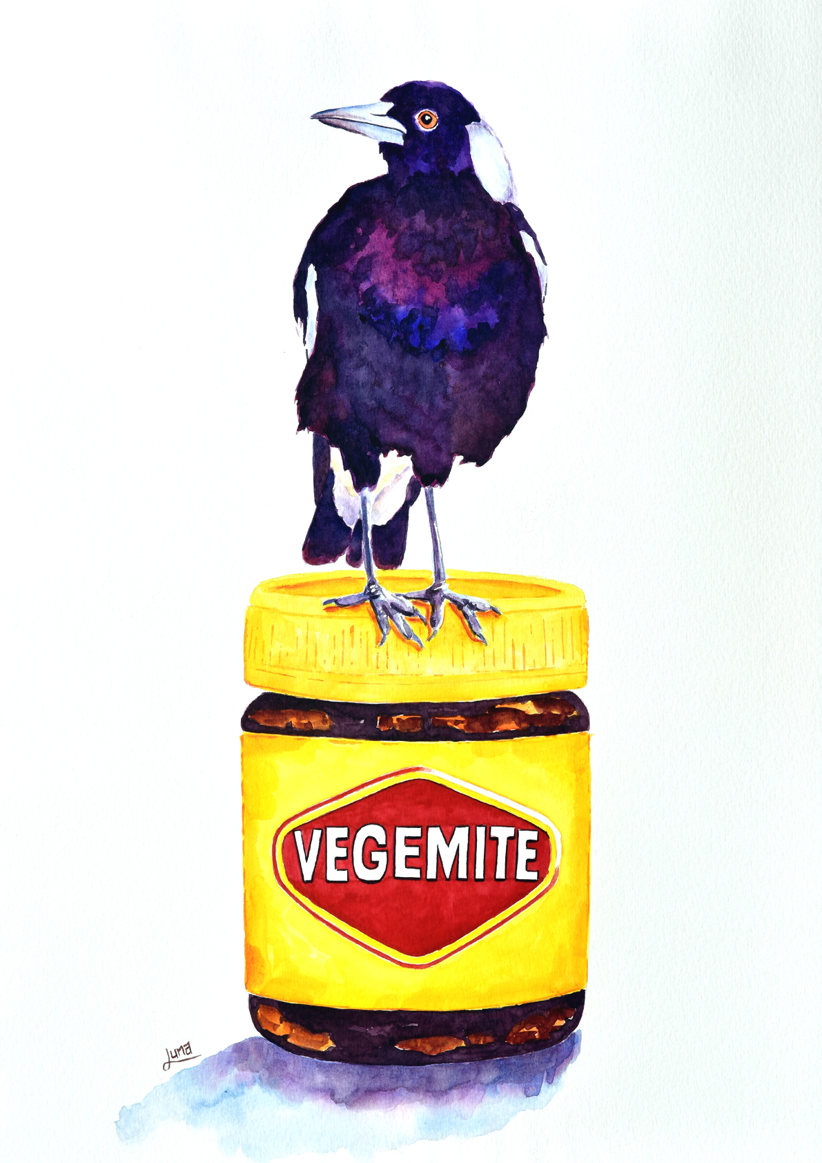 Vegemite Dancer Net