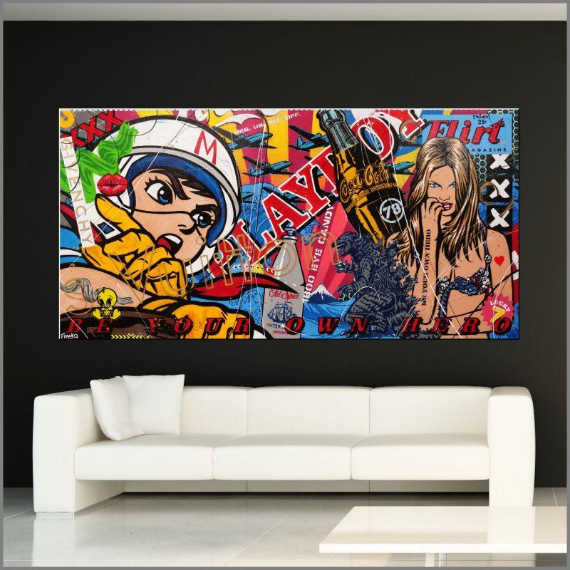 Franko Art Speedy Speed Art Lovers Australia