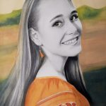 Portrait Commission – Madison