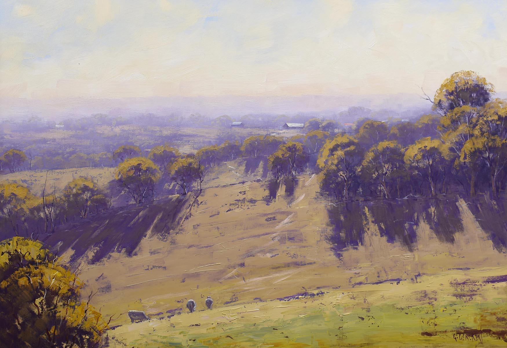 Sheep Landscape