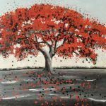 Poinciana Tree – Strong Enough to Bend