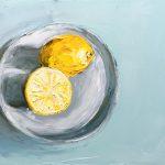 Favourite Things Impasto Lemons