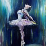 I'm free – Ballerina