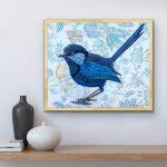 Blue Casanova (Bushfire Charity Print)