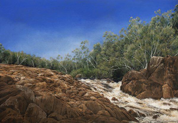 Crescendo Jessica Holliday Art Lovers Australia
