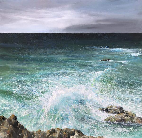 Momentumtake Ii Trevor Salisbury Art Lovers Australia